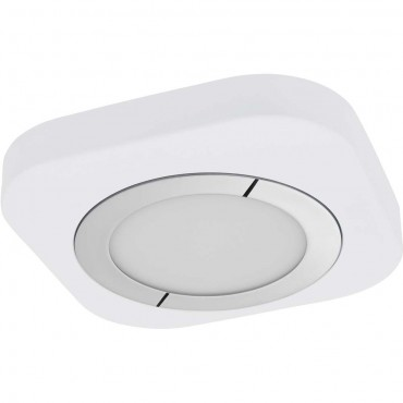 White Fixed Downlight LED Integrated 23cm