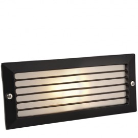 Outdoor Step & Brick Light 23.5cm