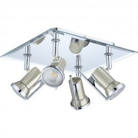 Bathroom LED Spotlight Cluster 24cm
