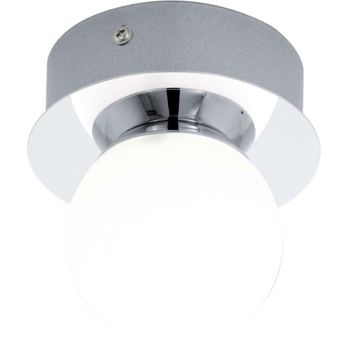Flush Mounted IP44 Fixed Downlight LED Integrated 11cm