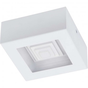 White Fixed Downlight LED Integrated 14cm
