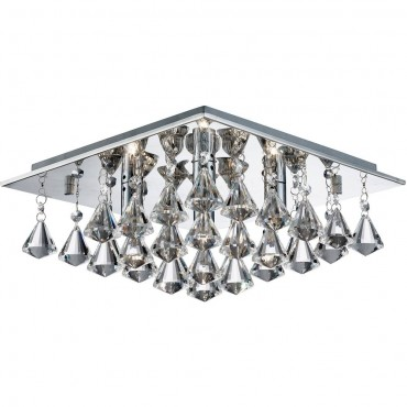 Flush Ceiling Light 34cm
