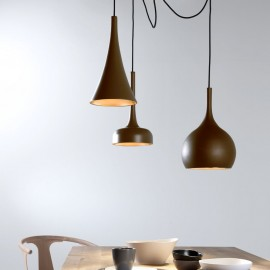 Sixties LED Pendant Cluster 24cm
