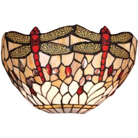 Tiffany Wall Light 35cm