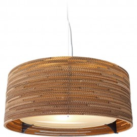 Drum Pendant Light 61cm