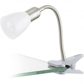 Clip-On Desk Lamp 26cm