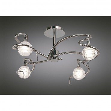 Close-Fit Ceiling Light 58cm