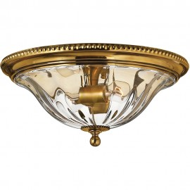 Flush Ceiling Light 41.3cm