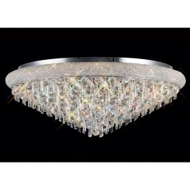 Flush Ceiling Light 95cm