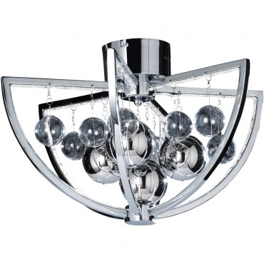 Close-Fit LED Ceiling Light 47cm