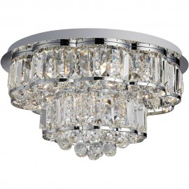 Flush Ceiling Light 45cm