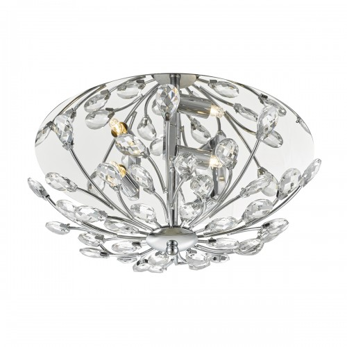 Flush Ceiling Light 33cm