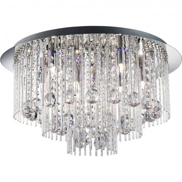 Flush Ceiling Light 55cm
