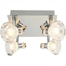 Bathroom LED Spotlight Cluster 20cm