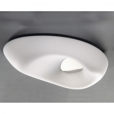 Flush Ceiling Light 90cm