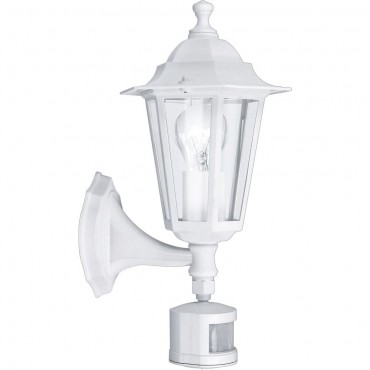 Outdoor PIR LED Wall Light 16.5cm