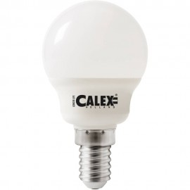 Calex LED Ball lamp 240V 3W E14 P45, 250 lumen 2700K