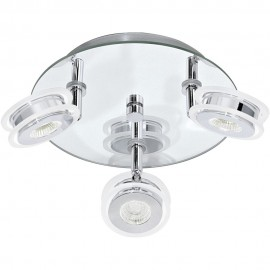 Bathroom LED Spotlight Cluster 23cm