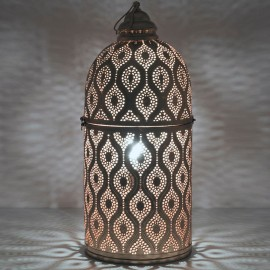 Rose Gold Table Lamp 62cm