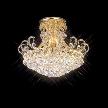 Close-Fit Ceiling Light 45cm