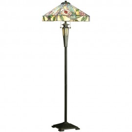Tiffany Floor Lamp 153cm