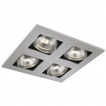 Cluster Tilt Downlight LED Compatible 19cm