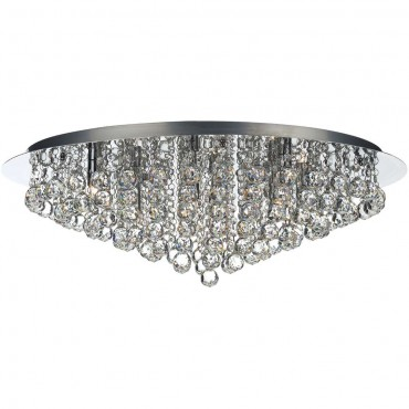 Flush Ceiling Light 68cm