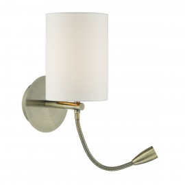 Base Only Wall Light 13cm