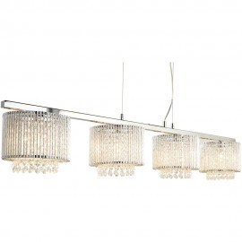 LED Pendant Light 118cm