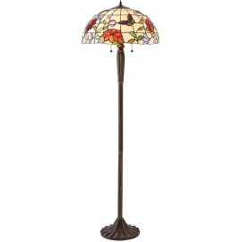 Tiffany Floor Lamp 166cm