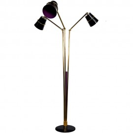 Raval Reading Floor Lamp 185cm