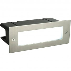 Outdoor LED Step & Brick Light 22.5cm