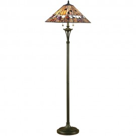 Tiffany Floor Lamp 159.5cm