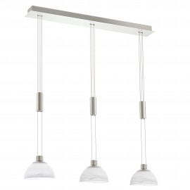 Cluster LED Pendant Bar 88.5cm