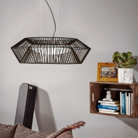 LED Pendant Light 58cm