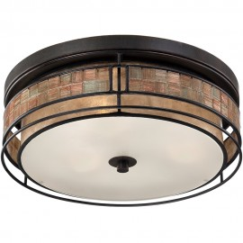 Flush Ceiling Light 40.6cm