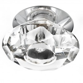 Diamond Fixed Recessed LED Compatible 10cm