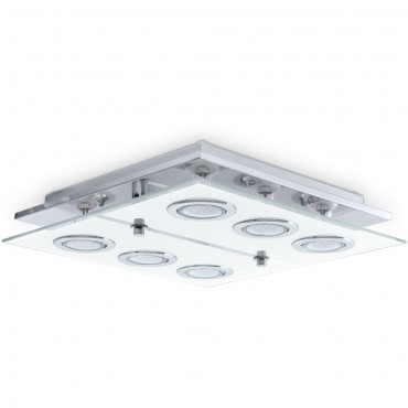 Flush LED Ceiling Light 34cm