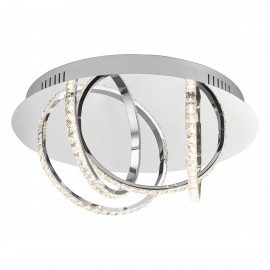 Flush LED Ceiling Light 45cm