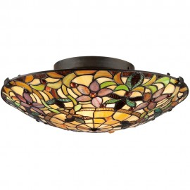 Flush Ceiling Light 43.2cm