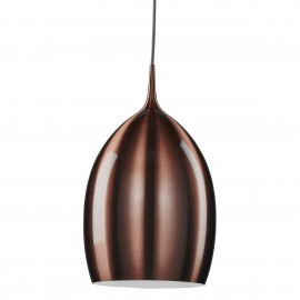 Vibrant Pendant Light 25cm