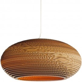 Disc Pendant Light 43cm