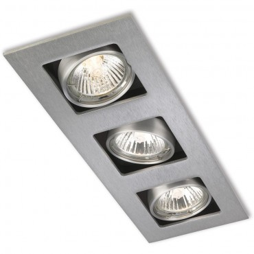 Triple Tilt Downlight LED Compatible 10cm