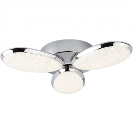 Close-Fit LED Ceiling Light 44cm