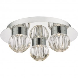 LED Flush Ceiling Light 30cm
