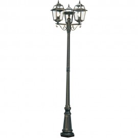 Outdoor Lamp Post 226.6cm