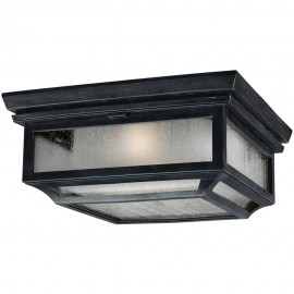 Outdoor Flush Porch Light 33cm