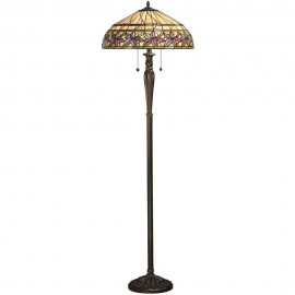 Tiffany Floor Lamp 158cm