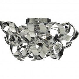 Close-Fit LED Ceiling Light 45cm