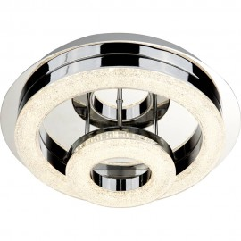 Flush LED Ceiling Light 28cm